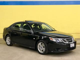 Used 2011 Saab 9-3 Turbo4, 6 Speed Manual, Leather, Roof for sale in Vaughan, ON