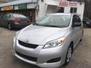 Used 2010 Toyota Matrix Clean Carproof/Safety/E Test Included The Price for sale in Toronto, ON