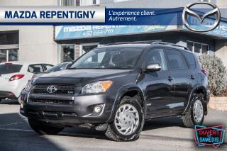 Used 2012 Toyota RAV4 SPORT AWD V6 for sale in Repentigny, QC