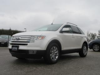 Used 2010 Ford Edge 4dr Limited AWD / one owner for sale in Newmarket, ON