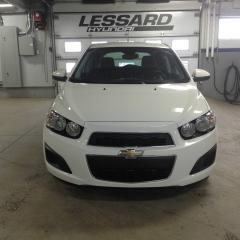 Used 2012 Chevrolet Sonic Hayon 5 portes LT for sale in Québec, QC