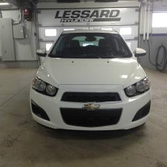 Used 2012 Chevrolet Sonic ** AUBAINE 29,88$ par semaine + taxes for sale in Québec, QC