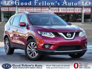 Used 2014 Nissan Rogue SL MODEL, AWD, LEATHER SEATS, PANORAMIC ROOF, NAVI for sale in Toronto, ON