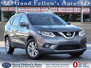 Used 2016 Nissan Rogue SV MODEL, REARVIEW CAMERA, HEATED & POWER SEATS for sale in Toronto, ON