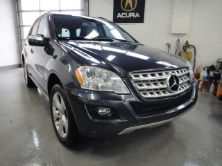 Used 2010 Mercedes-Benz ML-Class ML 350 BlueTEC,NAVI,MINT,ALL SERVICE RECORD for sale in North York, ON