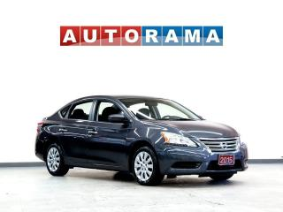 Used 2015 Nissan Sentra SR SUNROOF NAVIGATION ALLOY RIMS BACK UP CAM for sale in Toronto, ON