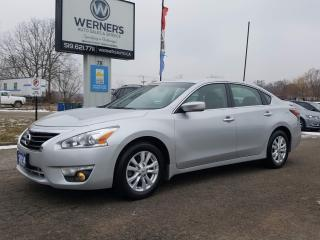 Used 2014 Nissan Altima S for sale in Cambridge, ON