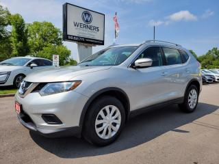 Used 2016 Nissan Rogue S AWD for sale in Cambridge, ON