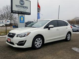 Used 2015 Subaru Impreza PZEV for sale in Cambridge, ON