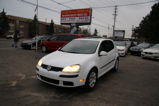 Used 2009 Volkswagen Rabbit Comfortline for sale in Toronto, ON