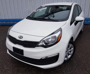 Used 2017 Kia Rio LX+ *HEATED SEATS* for sale in Kitchener, ON