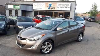 Used 2013 Hyundai Elantra GLS w/P-moon for sale in Etobicoke, ON