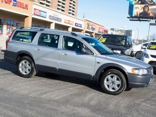 Used 2005 Volvo XC70 2.5T|AWD|SECOND SET OF WINTER RIMS TIRES for sale in Toronto, ON