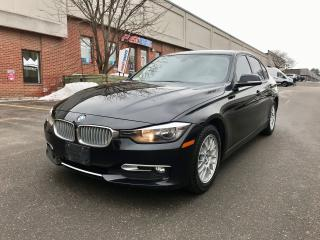 Used 2013 BMW 3 Series 320i xDrive, MODERN LINE, NO ACCIDENT for sale in North York, ON