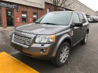 Used 2008 Land Rover LR2 SE, LEATHER, NAVIGATION, NO ACCIDENT for sale in North York, ON