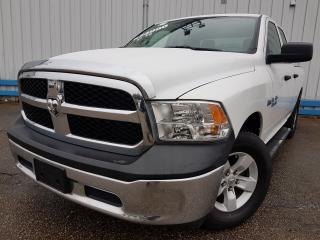 Used 2016 Dodge Ram 1500 QUAD CAB 4X4 for sale in Kitchener, ON