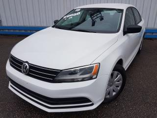 Used 2015 Volkswagen Jetta Trendline *BLUETOOTH* for sale in Kitchener, ON