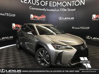 New 2019 Lexus UX 250H F Sport Series 1 for sale in Edmonton, AB