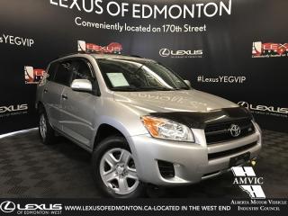 Used 2010 Toyota RAV4 BASE for sale in Edmonton, AB