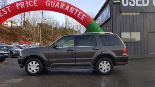 Used 2005 Lincoln Aviator for sale in Coquitlam, BC