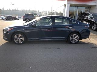 Used 2016 Hyundai Sonata LIMITED for sale in Duncan, BC