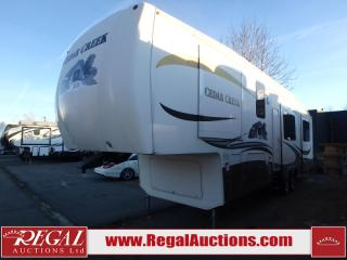 Used 2011 Forest River CEDAR CREEK 36RD5S FIFTH WHEEL for sale in Calgary, AB