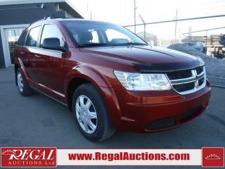 Used 2014 Dodge Journey 4D Utility FWD for sale in Calgary, AB