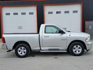 Used 2015 RAM 1500 SLT Reg. Cab Short Box for sale in Jarvis, ON