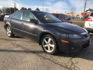 Used 2007 Mazda MAZDA6 GS, One Owner, Accident Free, Warranty, Certified for sale in Woodbridge, ON