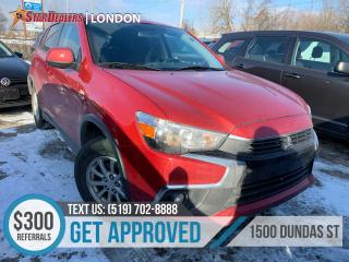 Used 2017 Mitsubishi RVR SE | 1OWNER | 4X4 | CAM | HEATED SEATS for sale in London, ON