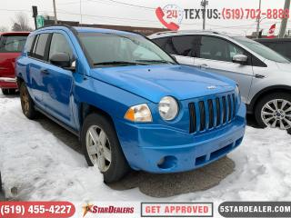 Used 2008 Jeep Compass Sport | AUTO LOANS APROVED ON THE SPOT for sale in London, ON