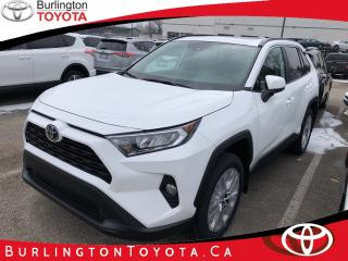 New 2019 Toyota RAV4 XLE for sale in Burlington, ON