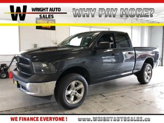 Used 2017 RAM 1500 ST|4X4 AWD|V8 ENGINE|A/C|37,350 KM for sale in Cambridge, ON