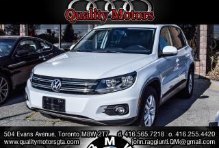 Used 2015 Volkswagen Tiguan COMFORTLINE 4Motion for sale in Etobicoke, ON