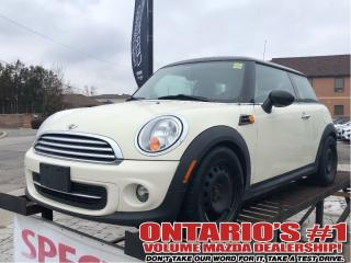 Used 2012 MINI Cooper Hardtop Base (M6) for sale in Toronto, ON