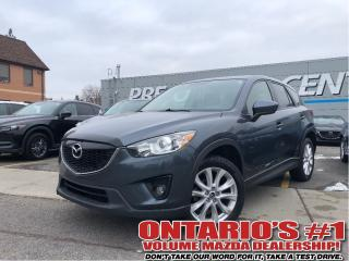 Used 2013 Mazda CX-5 GT-AWD, LEATHER, SUNROOF, ONE OWNER!!! for sale in Toronto, ON