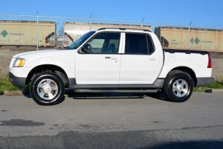 Used 2004 Ford Explorer Sport Trac XLT 4WD for sale in Vancouver, BC