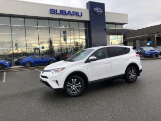 Used 2016 Toyota RAV4 LE - No Accidents for sale in Port Coquitlam, BC