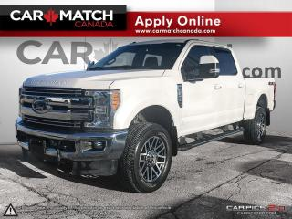 Used 2017 Ford F-250 Lariat / LEATHER / PANO ROOF / 36KM for sale in Cambridge, ON