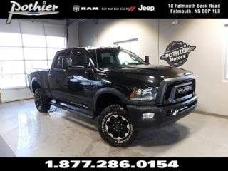 Used 2018 RAM 2500 Power Wagon | LEATHER | SUNROOF | REAR CAMERA | for sale in Falmouth, NS