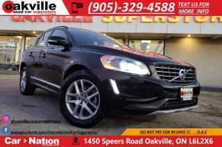 Used 2017 Volvo XC60 T5 DRIVE-E | HTD SEATS | BLIND SPOT ASSIST | BT for sale in Oakville, ON