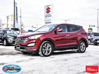 Used 2013 Hyundai Santa Fe SPORT PREMIUM AWD for sale in Barrie, ON