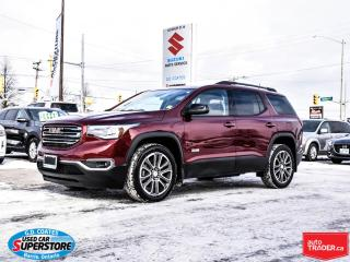 Used 2017 GMC Acadia Slt All Terrain Awd for sale in Barrie, ON