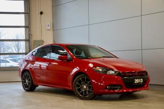 Used 2013 Dodge Dart SXT - Low Kms, GPS, Bluetooth, Back Up Cam for sale in London, ON