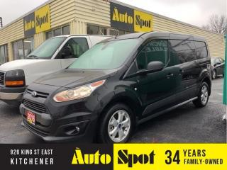 Used 2016 Ford Transit Connect MINT INSIDE AND OUT/PRICED-QUICK SALE! for sale in Kitchener, ON