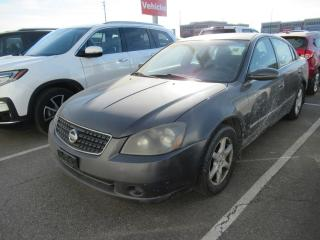 Used 2005 Nissan Altima 2.5 SL, LEATHER HEATED SEATS! for sale in Brampton, ON