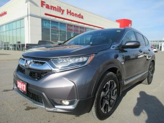 Used 2017 Honda CR-V Touring, FULLY LOADED!! for sale in Brampton, ON