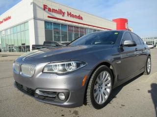 Used 2014 BMW 550i xDrive, FULLY LOADED! for sale in Brampton, ON