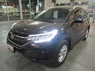 Used 2015 Honda CR-V SE, HONDA CERTIFIED! for sale in Brampton, ON