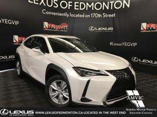 New 2019 Lexus UX 200 Premium Package for sale in Edmonton, AB